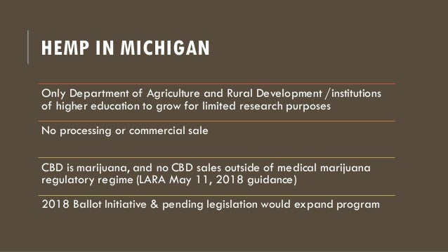 Industrial Hemp and CBD: These Opportunities are Bigger Than You Thin…