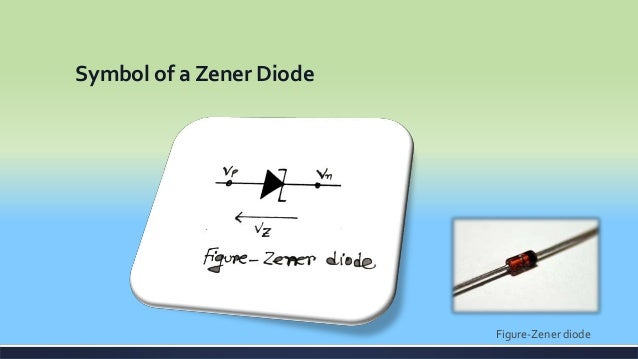 Zener Diode And Full Wave Rectifier Or Bridge Connection