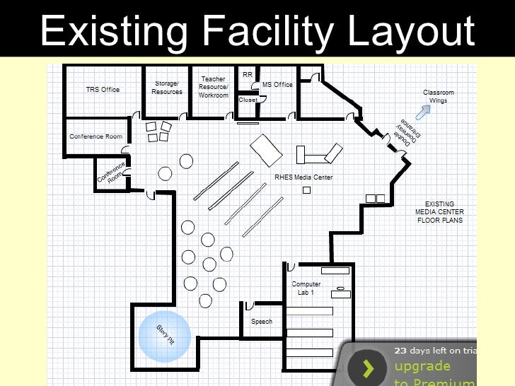 Existing Facility Layout
