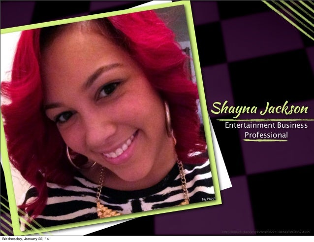 d d  Shayna Jackson Entertainment Business Professional  My Photo  http://www.flickr.com/photos/9822107@N08/8098572022/  We...