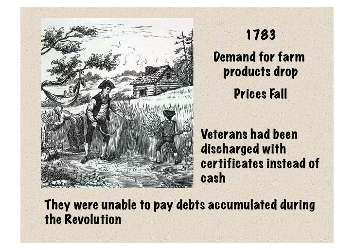 shays rebellion was not justified Home opinions  politics  was the america revolution justified add a new topic  clearly the following does not constitute grounds for rebellion:-.