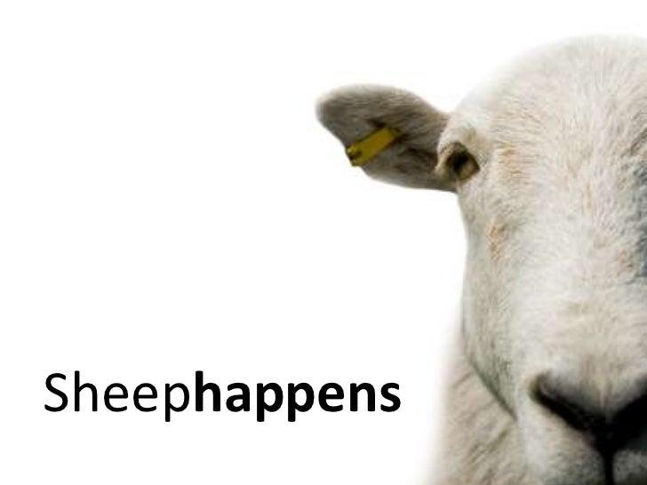 Sheephappens<br />