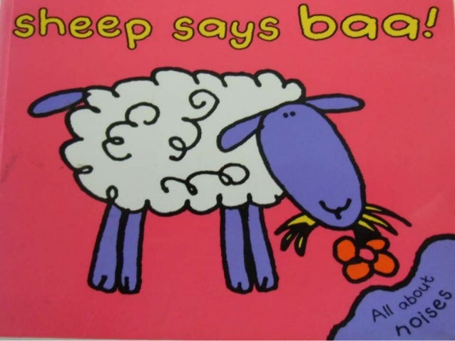 Sheep says...