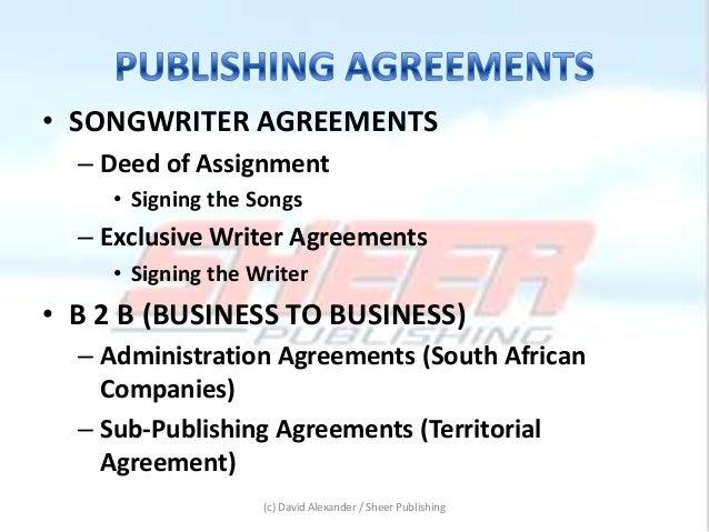 Sheer Publishing General Presentation No Ads March 2013