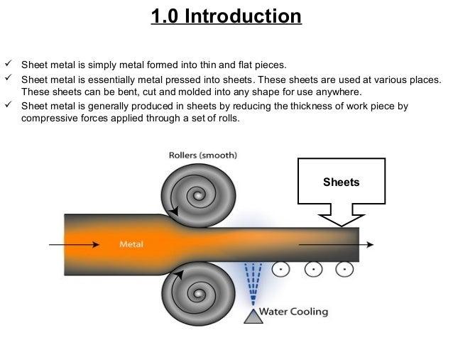 Sheet Metal Forming Slide 4