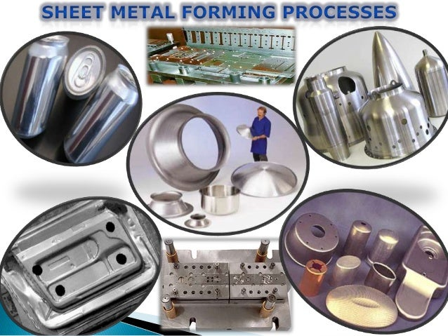 Sheet metal-operations Slide 2