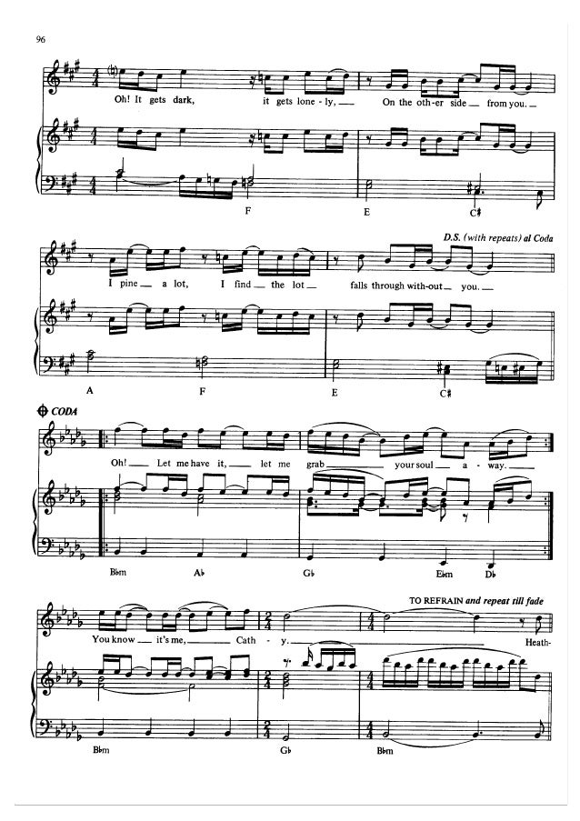 Sheet music piano)the all time best collection vol3