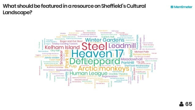 Sheffield's cultural landscape includes...
