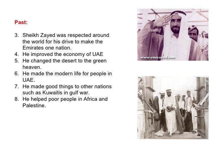 Sheikh Zayed)))