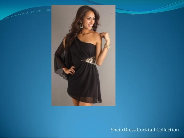 SheinDress Cocktail Collection