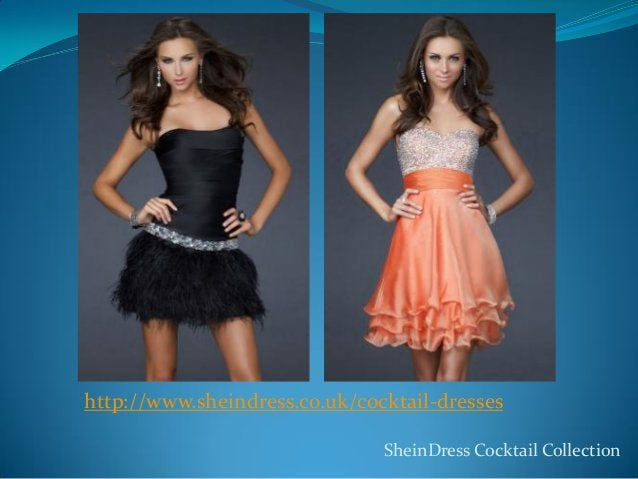 http://www.sheindress.co.uk/cocktail-dresses SheinDress Cocktail Collection