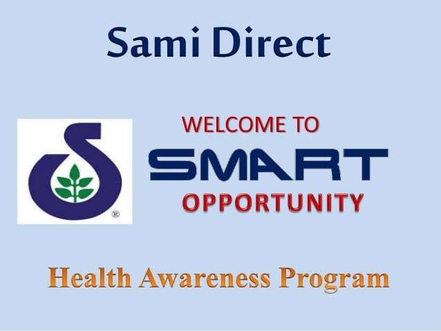 Samidirect business plan ppt