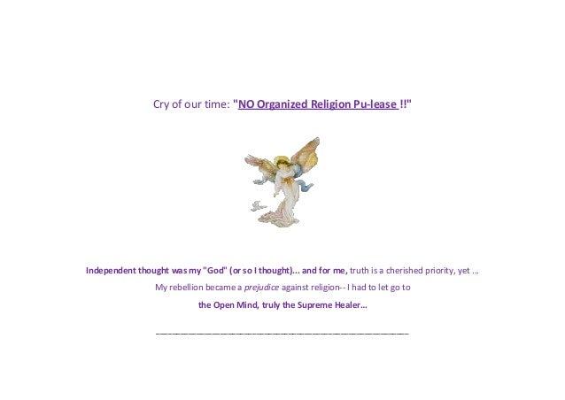 Healing for Spiritual Rebels Slide 2
