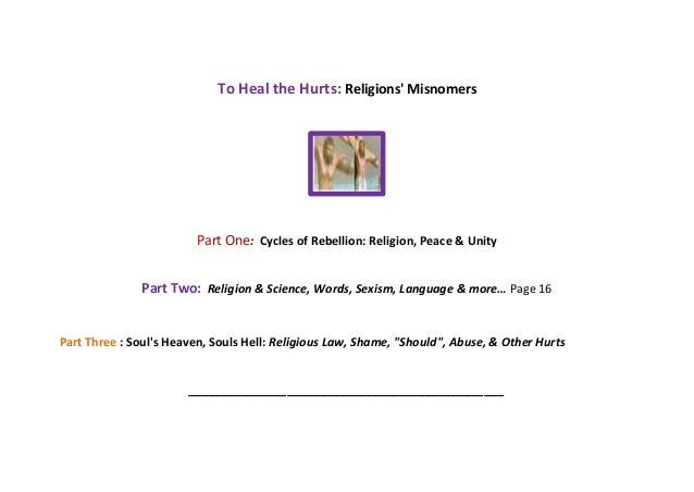 Healing for Spiritual Rebels Slide 3