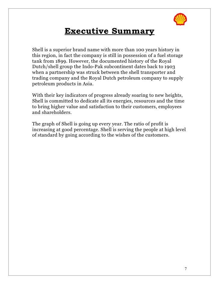 Royal Dutch Shell SWOT Analysis, Competitors & USP