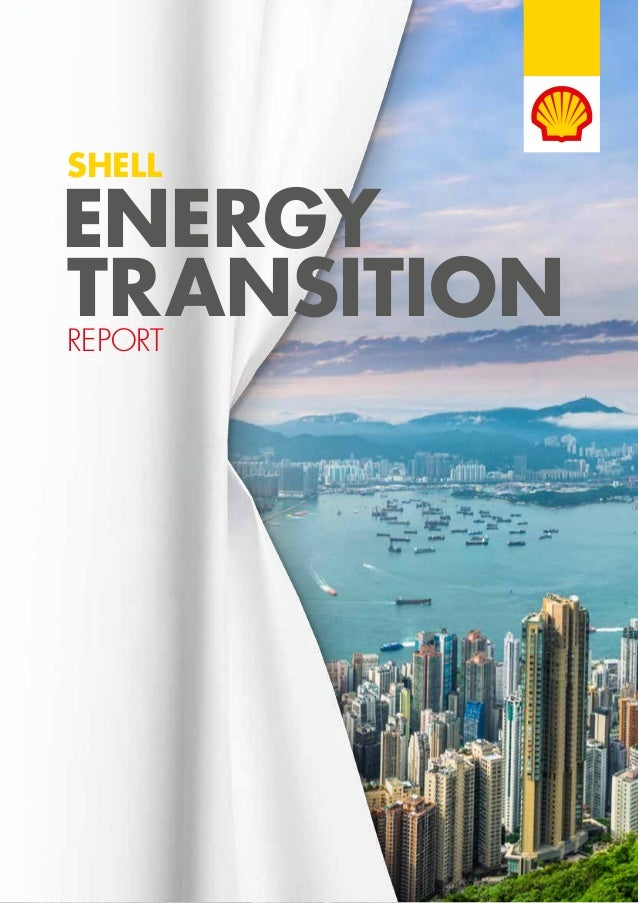 1 SHELL ENERGY TRANSITIONREPORT