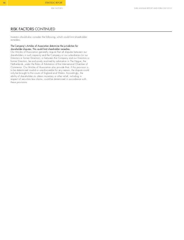 shell annual report 2015 pdf