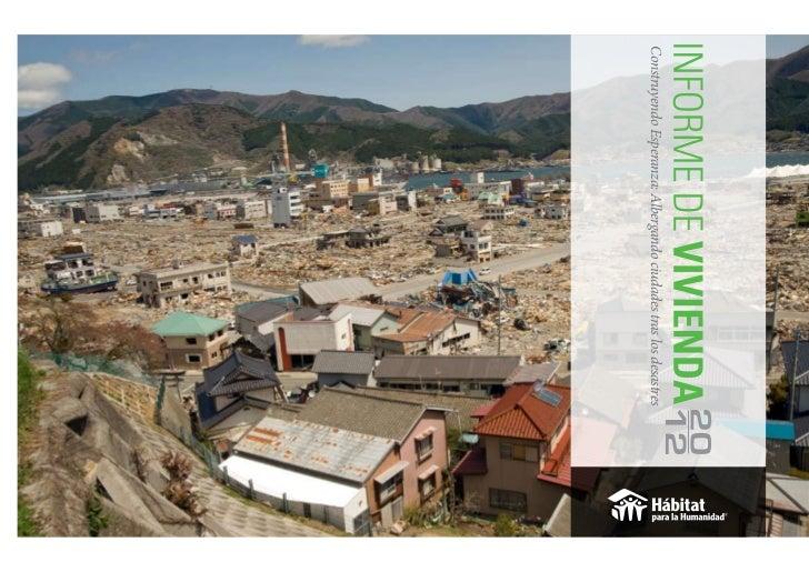 Construyendo Esperanza: Albergando ciudades tras los desastres