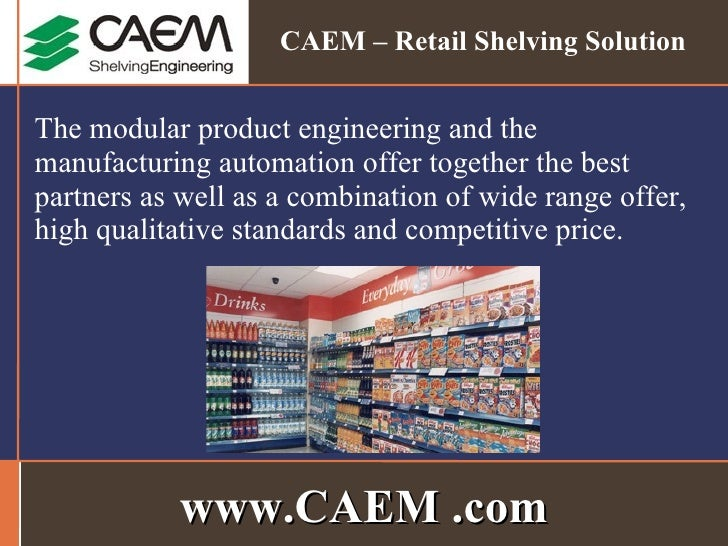 The modular product engineering and the manufacturing automation offer together the best partners as well as a combination...