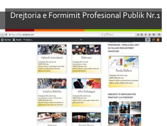 Shembuj Promocionesh në Institucionet Publike nga Keti Gjipali Slide 3