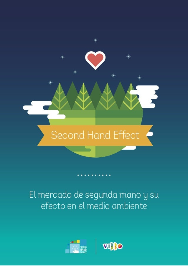 1 El mercado de segunda mano y su efecto en el medio ambiente Second Hand Effect