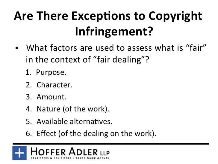 Canada's Copyright Act