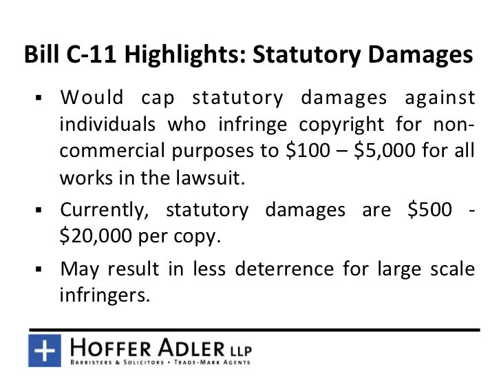 a review of canadas copyright laws Intellectual property / information technology laws & lawyers in canada   patents - validity - standard of review - appropriate standard of review of patent.