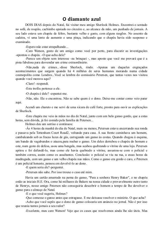 livro sherlock holmes casos extraordinarios