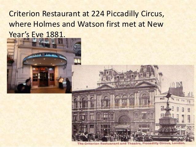 Sherlock Holmes London itinerary and museum