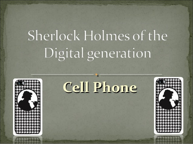 Cell PhoneCell Phone