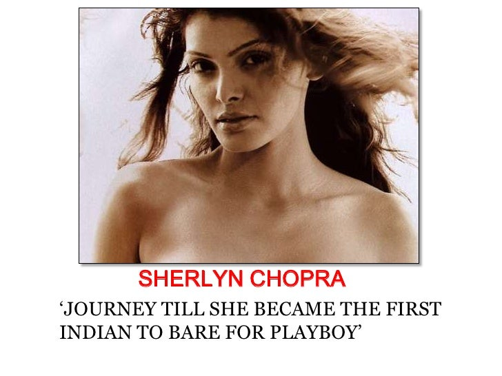 """SHERLYN CHOPRA""""JOURNEY TILL SHE BECAME THE FIRSTINDIAN TO BARE FOR PLAYBOY"""""""