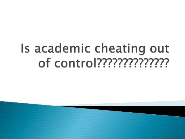 Academic Dishonesty: What Can Be Done At MCC Essay