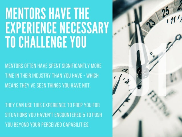 Sherrie Suski Presents: The Importance of Mentorship