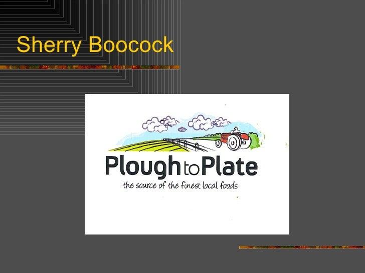Sherry Boocock