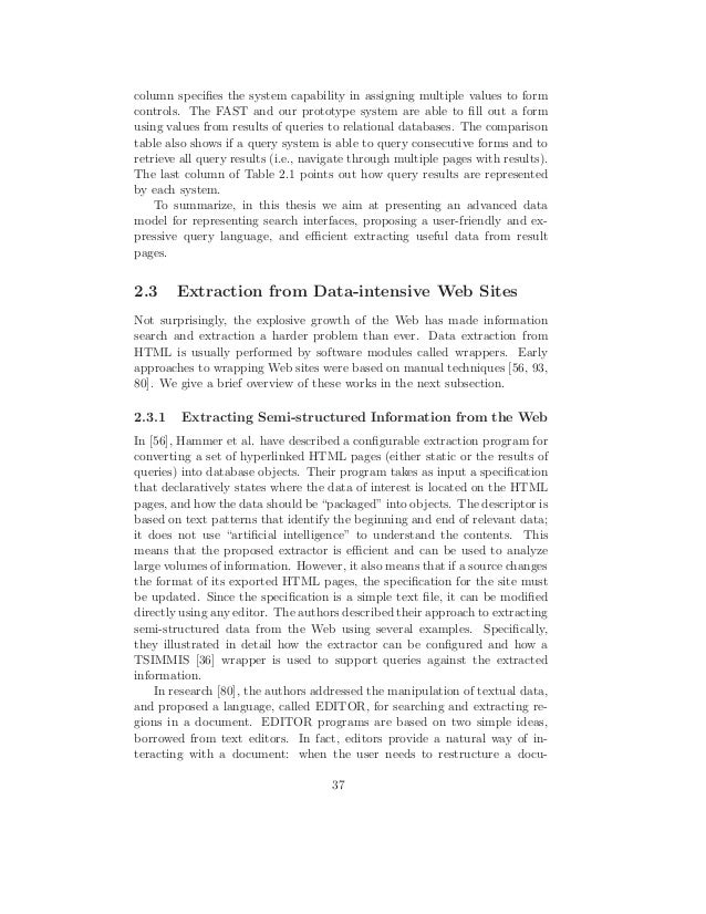 Search dissertations and theses