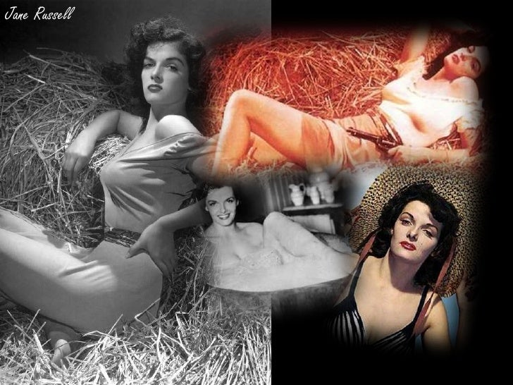 Jane Russell<br />