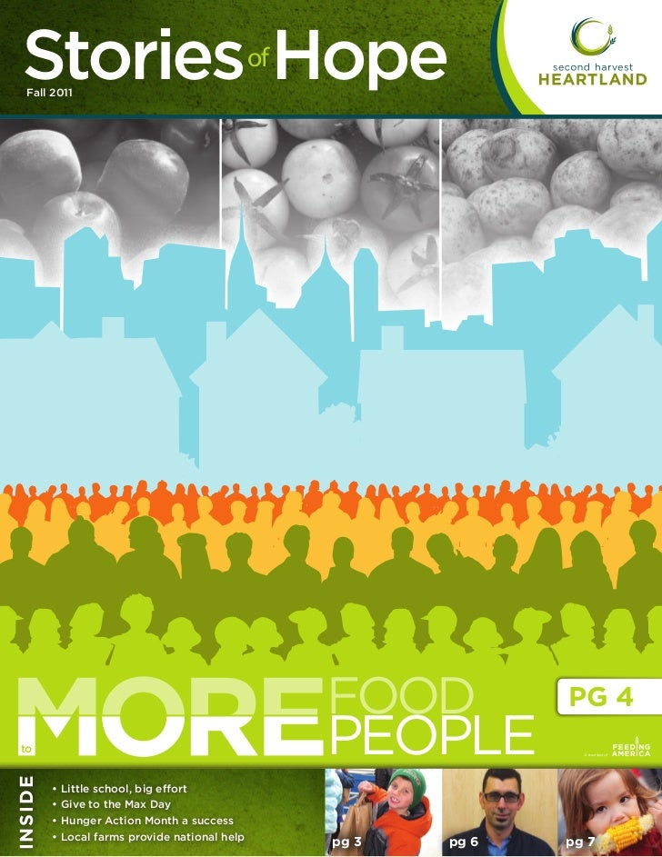 Stories Hope     Fall 2011                                                     ofMOREPEOPLE   to                          ...