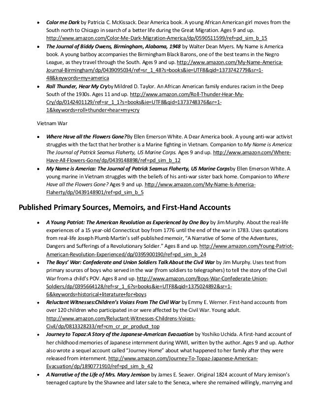 Shifting perspectives bibliography