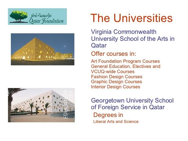 Shifting Sands Through Innovation The Qatar Experience Karen Joc