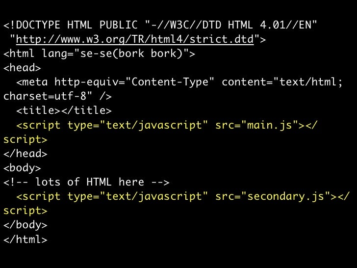 The first script can set a class called js on the body of the           document.