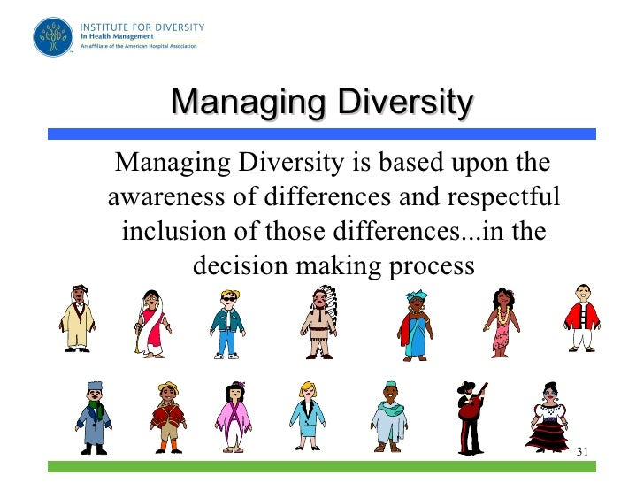 cultural diversity in the healthcare field Diversity in health care is an why diversity matters in health care you need to be aware of the complex issues that shape the health care field in the.