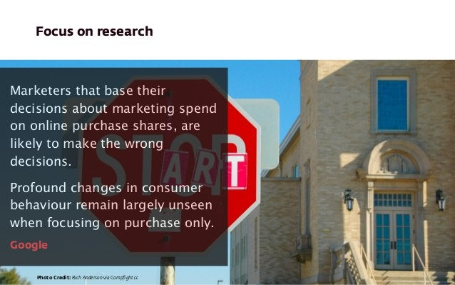 Source: TNS, IAB and Google »Consumer Barometer » Belgians who bought the product/service, and are part of the online pop...