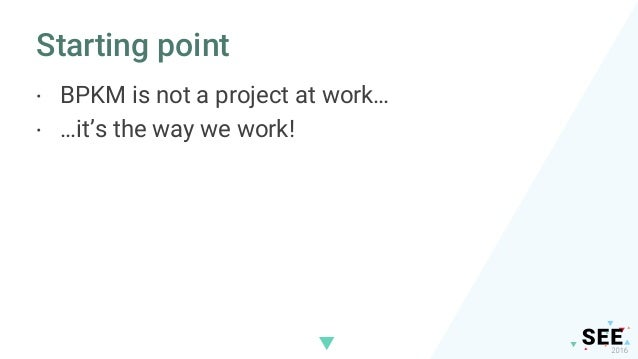 Implementation · Project plan · Pilot · Weekly evaluation by pilot group · Weekly update of the department · Roll-out to e...