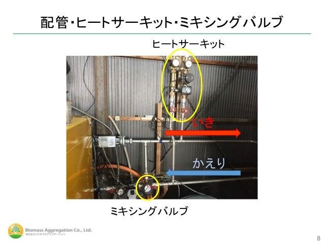 配管・ヒートサーキット・ミキシングバルブ 8 いき かえり ヒートサーキット ミキシングバルブ