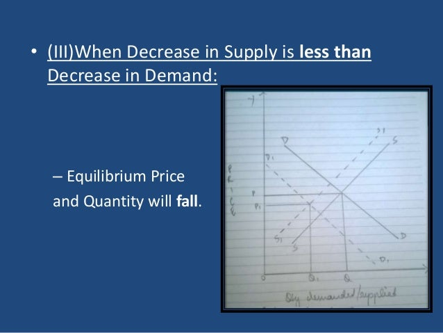 market equilibrium of sugar Note that the sugar market is in equilibrium at point a where domestic quantity demanded (qd) = quantity supplied (domestic qs + imports from brazil) at a price of p trade when there is free trade step 3.