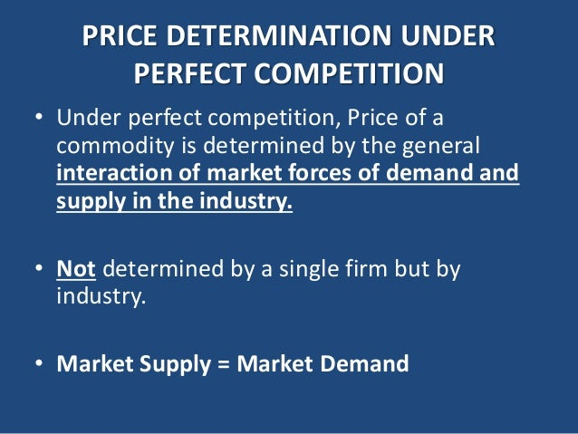 demand supply and market equilibrium Demand, supply, and market equilibrium 1 demand, supply, and market equilibrium 2 the basic decision-making units a firm is an.