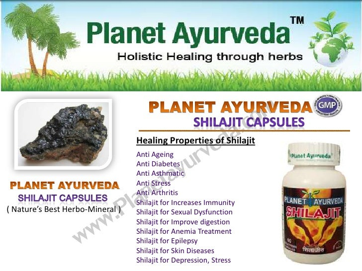 Healing Properties of Shilajit                                  Anti Ageing                                  Anti Diabetes...