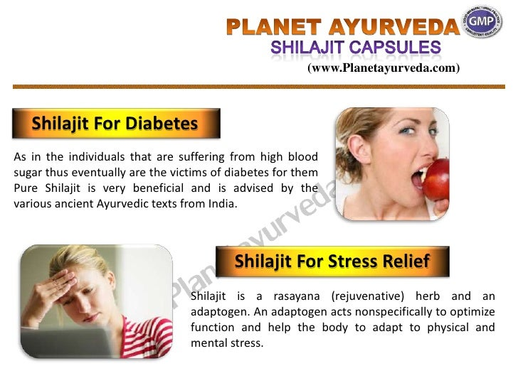 (www.Planetayurveda.com)   Shilajit For DiabetesAs in the individuals that are suffering from high bloodsugar thus eventua...