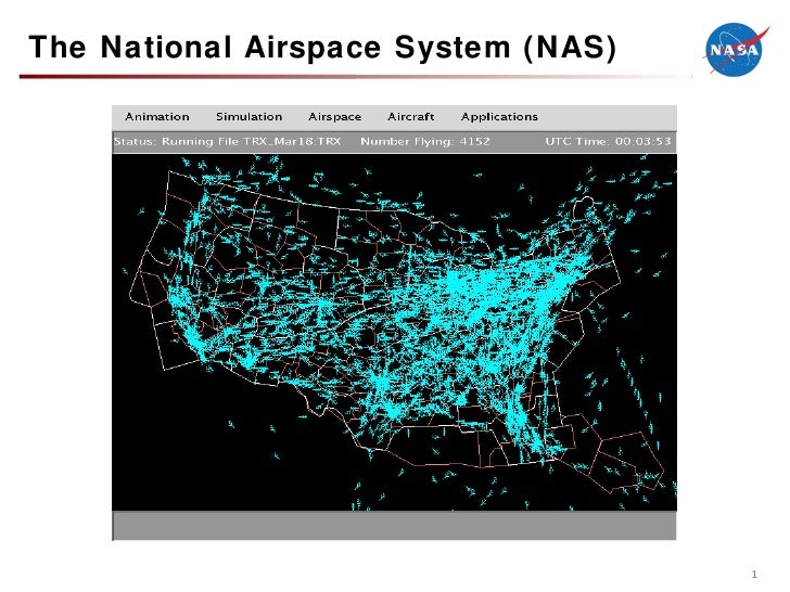 The National Airspace System (NAS)