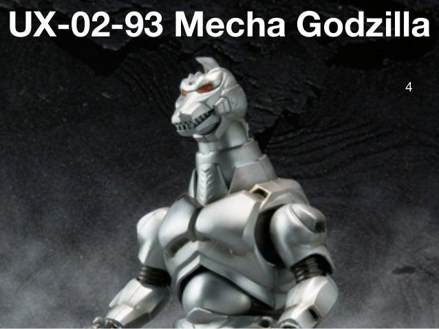 UX-02-93 Mecha Godzilla 4